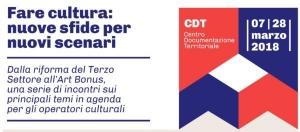 Imparare a 'fare cultura': quattro incontri a Cuneo con la Fondazione Artea