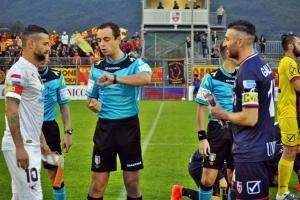 Sarà Ivan Robilotta l'arbitro di Livorno-Cuneo