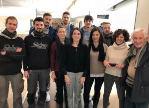 L'allegria di Maccabruni, Cattaneo e Borgogno alla Idroterm di Mondovì