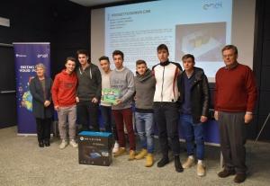 A Entracque sono stati premiati i campioni regionali del concorso Enel Play Energy