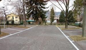 Da domani aprirà al pubblico il nuovo parcheggio di Piana Biglini