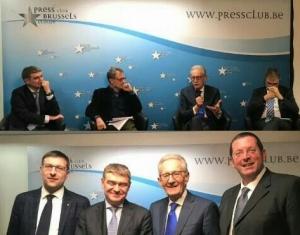 Ghisolfi - Nava, due 'Banchieri' a Bruxelles fra tazzine di caffé e direttive europee in piena notte