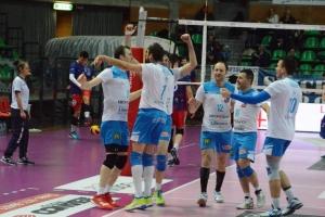 Serie B: Cuneo riscatta la gara d'andata e batte Parella 3-1