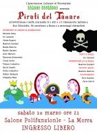 'Pirati del Tanaro' va in scena a La Morra