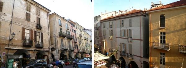Cuneo: prorogati i contributi per i restauri nel centro storico