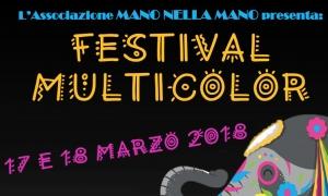 A Cerialdo di Cuneo ecco il Festival Multicolor