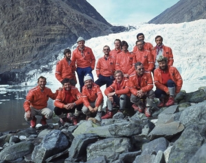 Quando 14 cuneesi conquistarono la Groenlandia