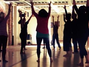 Boves, la danzatrice torinese Elisa Spagone torna all'Atlante dei Suoni