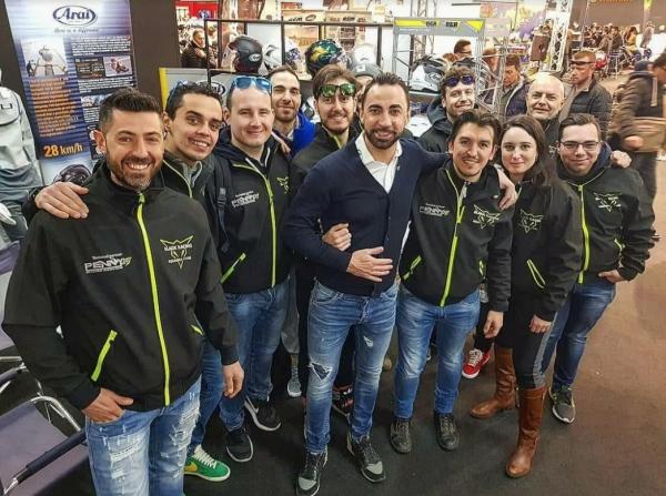 Motociclismo, a Roccavione nasce la 'Black Racing Squadra Corse'