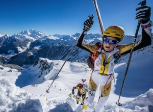 Sci Alpinismo, Katia Tomatis ancora vincente alla 'Pierre Menta 2018'