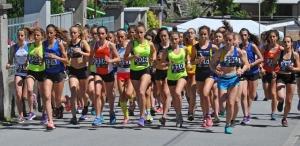 A Rossana il trofeo regionale di corsa su strada