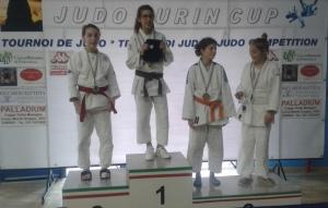 Judo Valle Maira protagonista alla 'Turin Cup'