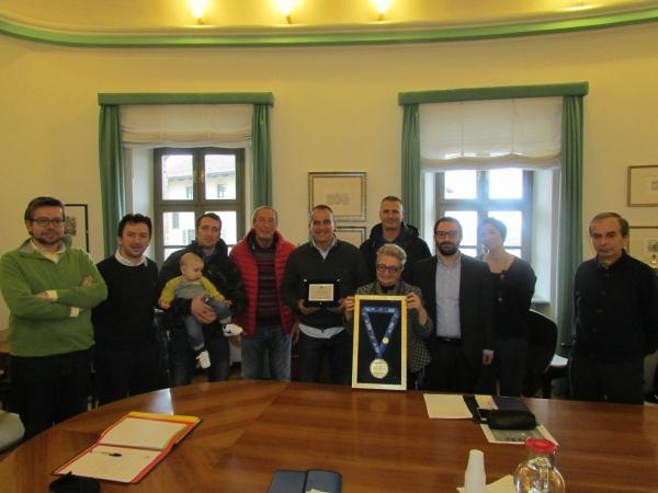 Oro agli Europei di Jiu-Jitsu: l'omaggio di Bra a Fabio Carnebianca