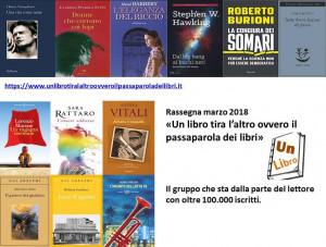 Ecco i libri più popolari del mese di marzo