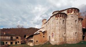 Alla chiesa di San Costanzo al Monte emersa una fascia ad affresco risalente all'epoca tra XI e XII secolo