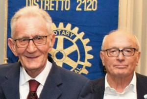 Serata da 'Banchieri' per i Rotary Club cuneesi