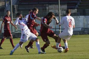 L'Arezzo vince, Cuneo al penultimo posto
