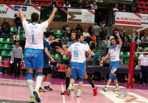 Pallavolo B/M, Cuneo senza problemi contro Garlasco