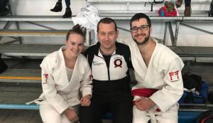 Gli atleti della Judo Valle Maira protagonisti a Villadossola
