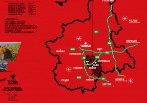 L'asse turistico tra Torino e Langhe sposta Cuneo... in valle Stura