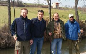 Nasce l'associazione 'Pesca Natura Narzole'