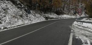 Chiusura notturna dal 16 al 19 aprile sulla strada del colle di Nava