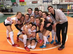 Pallavolo, vittoria importante per le ragazze del Libellula Volley