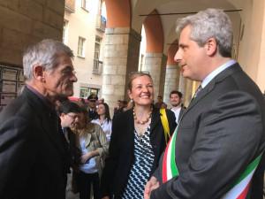 Inaugurato a Cuneo uno sportello che guarda all'Europa