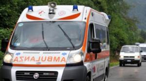 Incidente a Roccabruna: un ferito