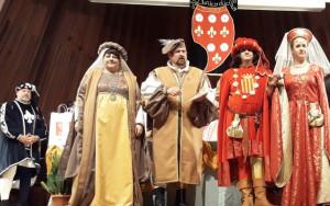 Esordio in Valle d'Aosta per il nuovo gruppo storico del Marchesato di Busca