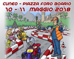 'Karting in piazza', oltre 280 bambini a lezione di educazione stradale a Cuneo