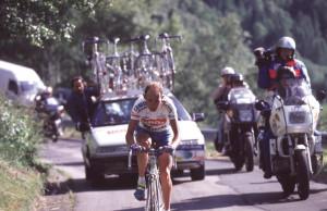 #GiroinGranda: 1994, la Granda e l'Italia scoprono Marco Pantani