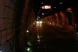 Domani mattina riapre il tunnel di Tenda