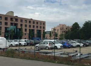 Alba: fino al 31 maggio è possibile parcheggiare nell'area Inail