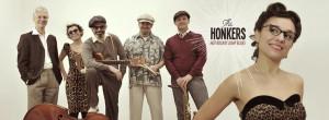 Sabato 19 al Caffè Cavour di Caraglio arrivano 'gli Honkers'