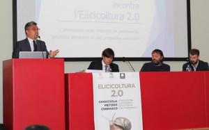 'Elicicoltura 2.0: produzione sostenibile ed offerta gastronomica'