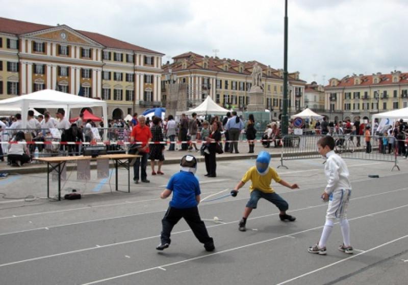A Cuneo ritorna la Giornata Nazionale dello Sport