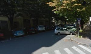 'Raid' vandalici nel centro di Cuneo, denunciato un diciannovenne