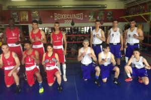 La Boxe Cuneo ha ospitato l'interregionale Piemonte Lombardia