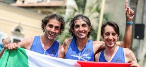 Corsa in montagna: i gemelli Dematteis campioni italiani nella staffetta