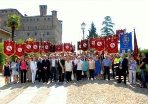 Il Gruppo Fidas di Gallo Grinzane festeggia 50 anni di donazioni di sangue