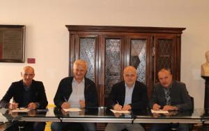 Firmata la convenzione per la gestione dei servizi di Polizia municipale tra Alba, Castagnito, Diano d'Alba e Guarene