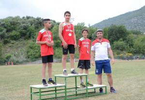 Atletica Mondovì protagonista in provincia di Savona