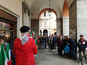 'Indignati per le affermazioni di Maddalena Forneris: l'Anpi deve essere plurale'