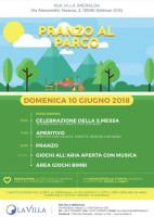 Salmour: torna l'appuntamento con il 'Pranzo al Parco' di Villa Smeralda
