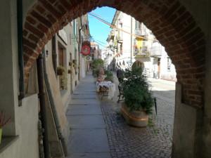 Cuneo: un 'tuffo' nel Medioevo in Contrada Mondovì