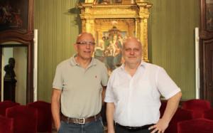 Alba: Maurizio Marello ha incontrato il neo direttore dell'Asl CN 2 Massimo Veglio