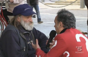 È morto il senzatetto 'simbolo' di Saluzzo