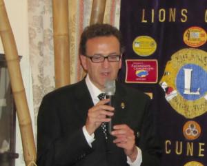 Borsa di studio del Lions Club a uno studente del Conservatorio