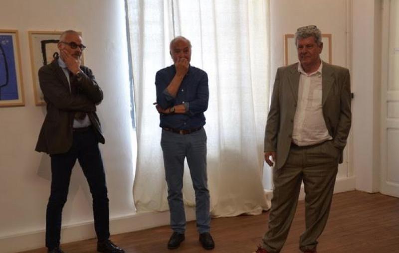 Inaugurata a Bra la mostra 'Accordi diseguali'